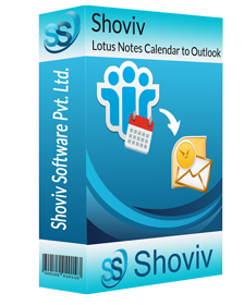 Lotus Notes Calendar to Outlook PST