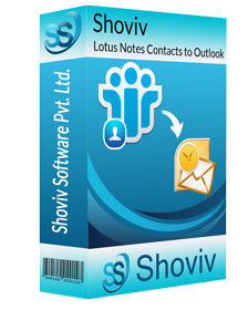 Lotus Notes Contact to Outlook PST